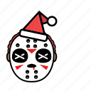avatar, halloween, holiday, jason, xmas icon