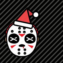 avatar, halloween, holiday, jason, xmas icon