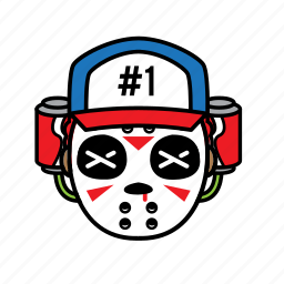 avatar, coke, halloween, horror, jason, jason killer icon