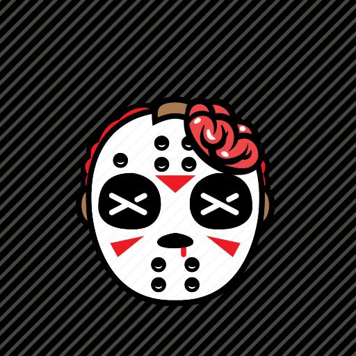 avatar, brain, halloween, jason, zombie icon
