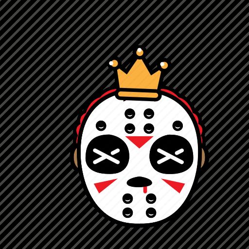 avatar, halloween, horror, jason, king icon