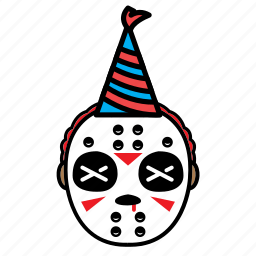 avatar, birthday, halloween, jason icon