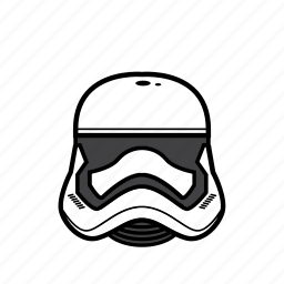 avatar, halloween, star wars, storm, trooper icon