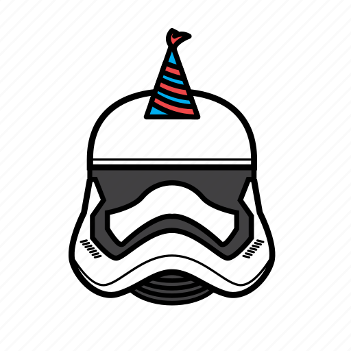avatar, birthday, halloween, star wars, storm, trooper icon