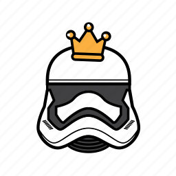 avatar, halloween, king, star wars, storm, trooper icon