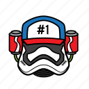 avatar, coke, halloween, star wars, storm, trooper icon