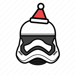 avatar, halloween, star wars, storm, trooper, xmas icon