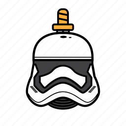 avatar, halloween, star wars, storm, sword, trooper icon