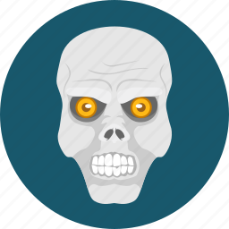 dead, devil, evil, face, halloween, mask, skull icon