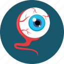 eye, search, watch, look, view icon