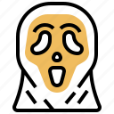 face, halloween, horror, mask, scary