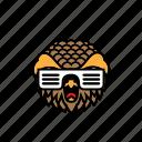 avatar, halloween, bird, owl, swag