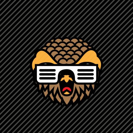 avatar, bird, halloween, owl, swag icon