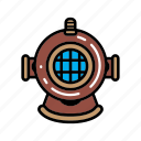 avatar, halloween, face, man, user