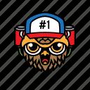 avatar, halloween, bird, coke, owl icon