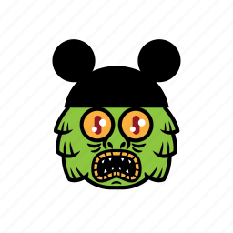 avatar, disney, greenlake, halloween, monster icon
