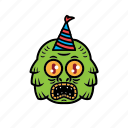 avatar, birthday, greenlake, halloween, monster icon