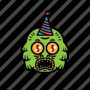 avatar, halloween, birthday, greenlake, monster