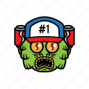 avatar, halloween, coke, greenlake, monster icon