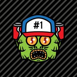 avatar, coke, greenlake, halloween, monster icon