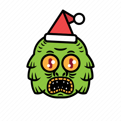 avatar, greenlake, halloween, monster, xmas icon