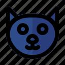 animal, cat, halloween, kitten, pet