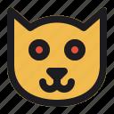 animal, cat, halloween, pet icon