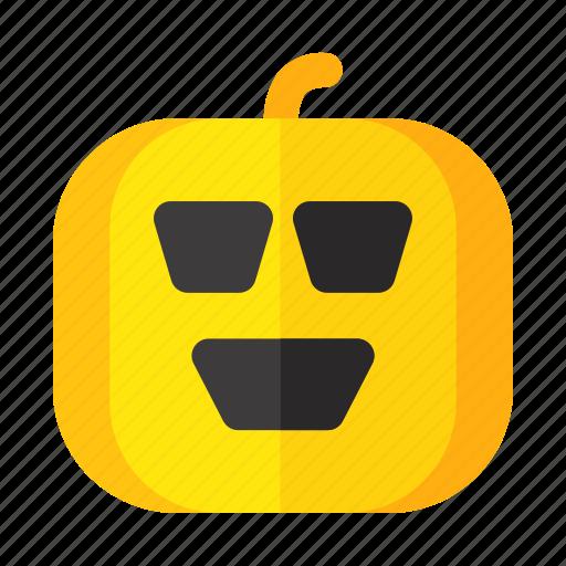 emotion, halloween, horror, october, pumpkin, scary icon