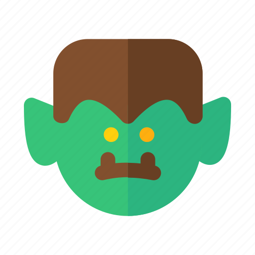 goblin, halloween, horror, monster, scary, spooky icon