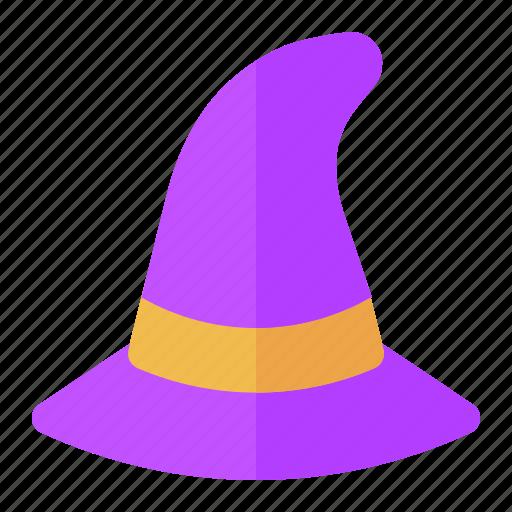 halloween, hat, magic, witch, witchcraft, wizard icon