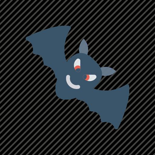 bat, bird, fly, mummel icon