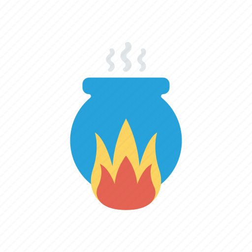 Burner, cauldron, cook, kitchenstove icon - Download on Iconfinder