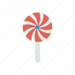 candy, lollipop, sugar, sweets icon