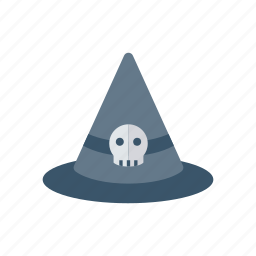 cap, hat, sorcerer, witch icon