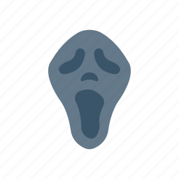 creepy, ghost, scary, spooky icon