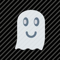 clown, ghost, skull, spooky icon