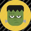 avatar, face, frankenstein, halloween, monster icon