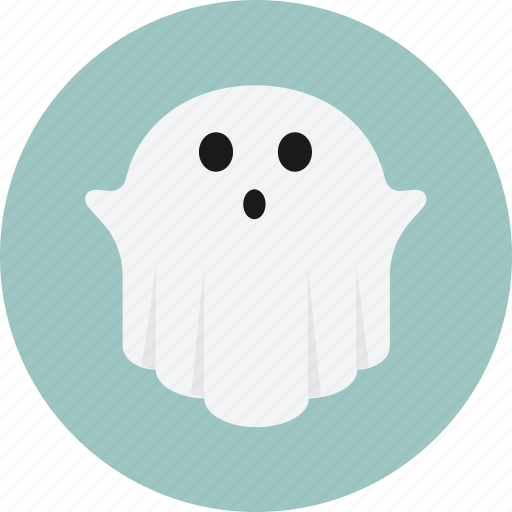 ghost, ghoul, halloween icon