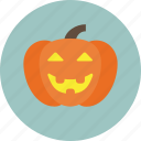 carved, face, halloween, jack o lantern, pumpkin icon