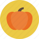 food, halloween, pumpkin, thanksgiving icon