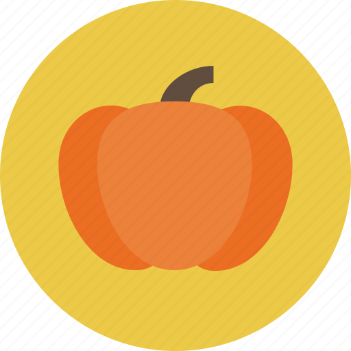 food, pumpkin, thanksgiving, vegetable icon