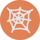 cobweb, spider, spiderweb, web icon