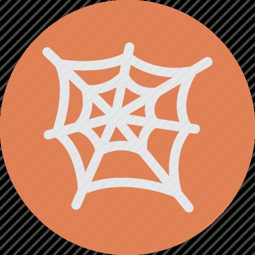 cobweb, spider, spiderweb, web icon