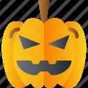 ghost, halloween, horror, monster, pumpkin, scary, spooky icon