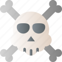 danger, death, halloween, horror, scary, skull, spooky