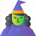 creepy, ghost, halloween, horror, scary, spooky, witch icon
