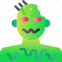ghost, ghoul, halloween, holiday, horror, scary icon