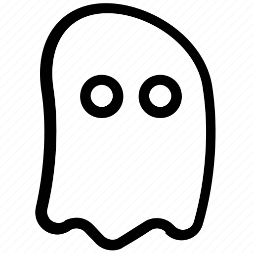 ghost, halloween ghost, halloween mask, spooky ghost icon
