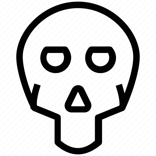 face, ghost face, halloween, horror mask, skull, spooky face icon