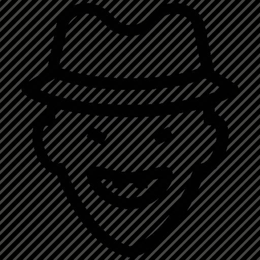 face, halloween, halloween face, happy face, happy halloween icon